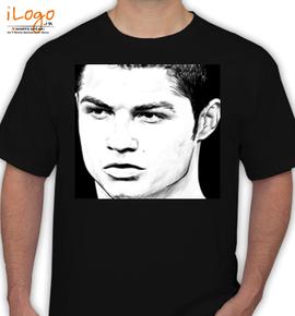 Cristiano-Ronaldo - T-Shirt