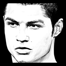 Real Madrid Cristiano-Ronaldo T-Shirt