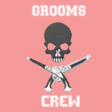 Bachelor Party GROOM-SUPPORT-TEAM T-Shirt