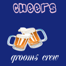 Bachelor Party GROOM-CREW T-Shirt