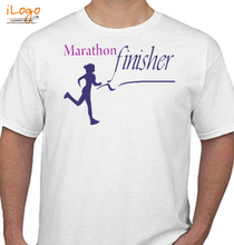 Mumbai Marathon MARATHON-FINISHAR T-Shirt