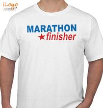 Mumbai Marathon MARATHON-FINISHAR- T-Shirt