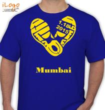 Mumbai Marathon MUMBAI- T-Shirt