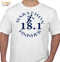 Mumbai Marathon MARATHON-FINISHAR-.. T-Shirt