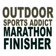 Mumbai Marathon OUTDOOR-MARATHON-FINISHER T-Shirt