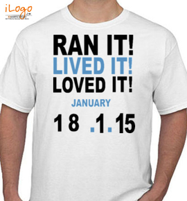 RUN-IT - T-Shirt