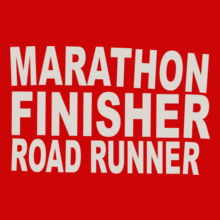 Mumbai Marathon ROAD-RUNNER T-Shirt