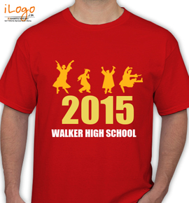 WALKER HIGH SCHOOL - T-Shirt