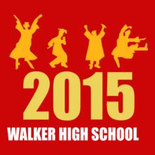 Class WALKER-HIGH-SCHOOL T-Shirt