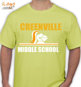 CREENVILLE MIDDLE SCHOOL - T-Shirt