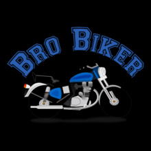 Biker Brobiker T-Shirt