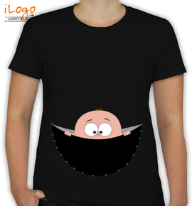 Baby Coming - T-Shirt [F]