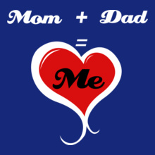 Mom-Dad-Tshirt T-Shirt