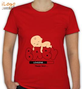 Loading baby - T-Shirt [F]