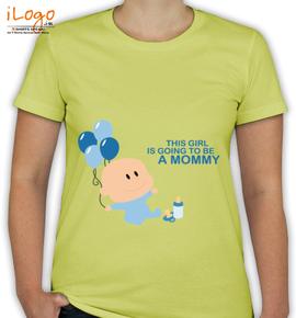 Baby Boy - T-Shirt [F]