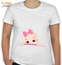 Baby-Girl-Coming T-Shirt