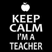 Teachers Day KEEP-CALM-TEACHER T-Shirt