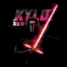 Star Wars ALL kylo T-Shirt
