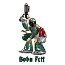 Star Wars ALL Boba-fett T-Shirt