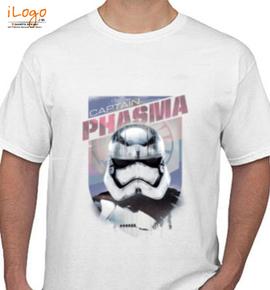 captain phasma - T-Shirt