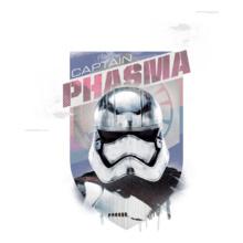 Star Wars ALL captain-phasma T-Shirt