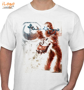 chewbacca weapon - T-Shirt
