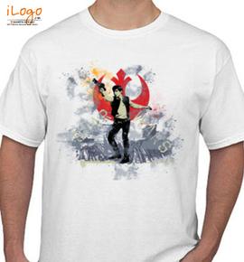 han solo - T-Shirt