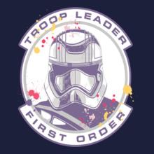 Star Wars I Stormtrooper-troop-leader T-Shirt