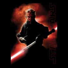 Star Wars I Darth-Maul-with-sword T-Shirt