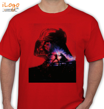 luke-skywalker-%darth-vader-fight T-Shirt