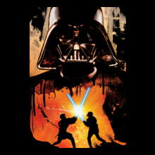 darth-vader-and-obi-wan-kenobi T-Shirt