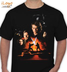 obi wan kenobi and luke skywalker - T-Shirt