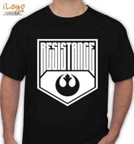 resistance - T-Shirt