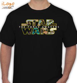 starwars force - T-Shirt