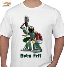 Boba Fett T-Shirts