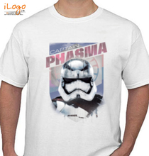 Captain Phasma T-Shirts