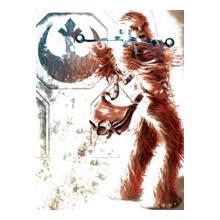 Chewbacca Chewbacca-starwar T-Shirt