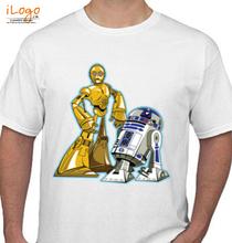 c-3po T-Shirts