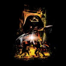 Darth Vader Jedi-Knight T-Shirt