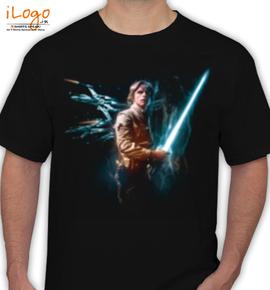 han solo sword - T-Shirt
