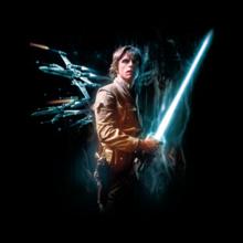 Han Solo han-solo-sword T-Shirt