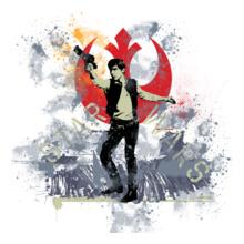 Han Solo han-solo-starwars T-Shirt