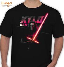 Kylo Ren  Adam-Driver T-Shirt