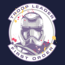 Stormtrooper troop-leader T-Shirt
