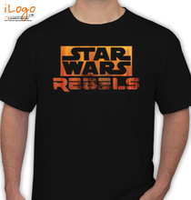 Starwars Logo Starwars-rebel T-Shirt