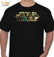 Starwars Logo star-war-force-awakens T-Shirt