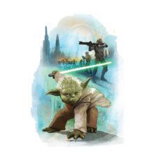 Yoda Jedi-Master-of-the-High-Council T-Shirt