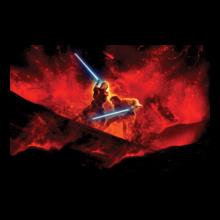 Luke-Skywalker-fight T-Shirt