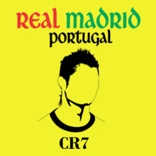 Real Madrid Real-Madrid-Portugal-CR T-Shirt