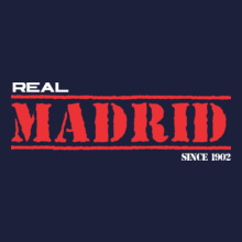 Real Madrid Real-Madrid-Since- T-Shirt